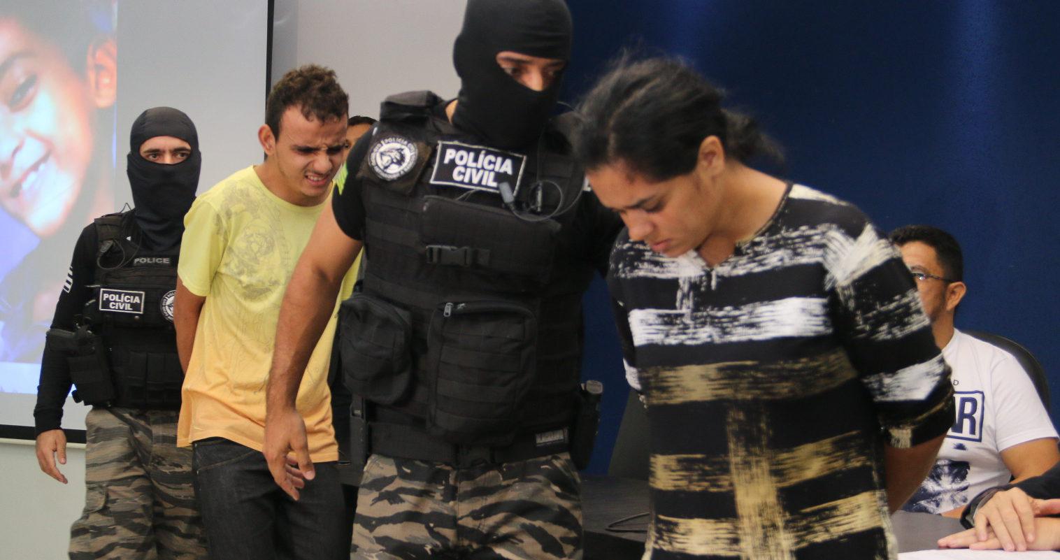 Mãe | O casal registrou um boletim de ocorrência na Central de Flagrantes, dizendo que o garoto havia sido sequestrado por traficantes de drogas