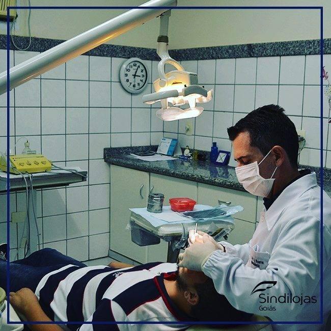 Sindilojas disponibiliza em sua sede consultórios para tratamento odontológico de associados   Foto: Divulgação
