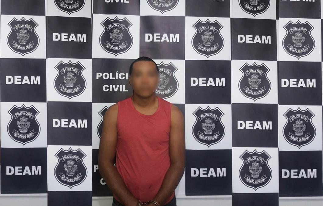 Ele atacava prostitutas em Itumbiara, a 190 km de Goiânia | Foto: Divulgação/PC