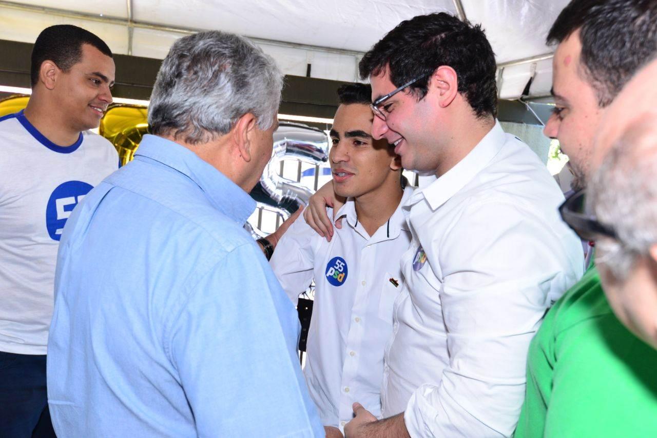 Chamou a atenção possibilidade de aliança entre PSD e PMDB na eleição para o Governo de Goiás em 2018   Foto: Divulgação