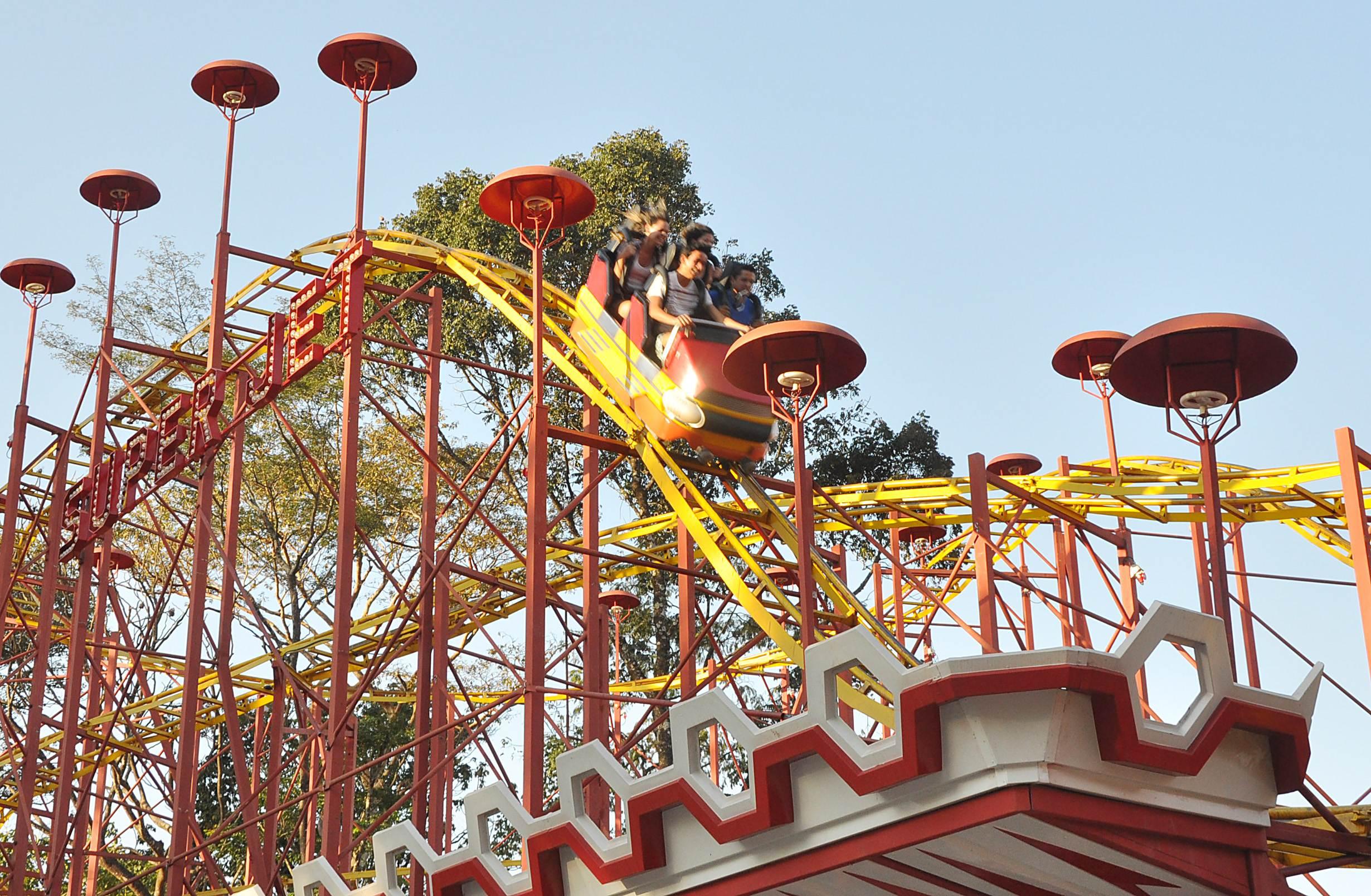 Parque Mutirama tem horário de funcionamento especial para as férias | Foto: Reprodução