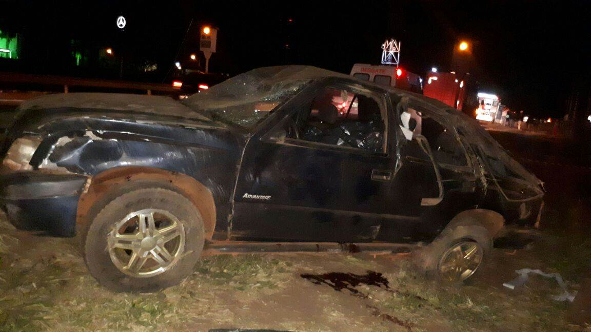 Motorista não resistiu aos ferimentos e morreu no local   Foto: divulgação PRF