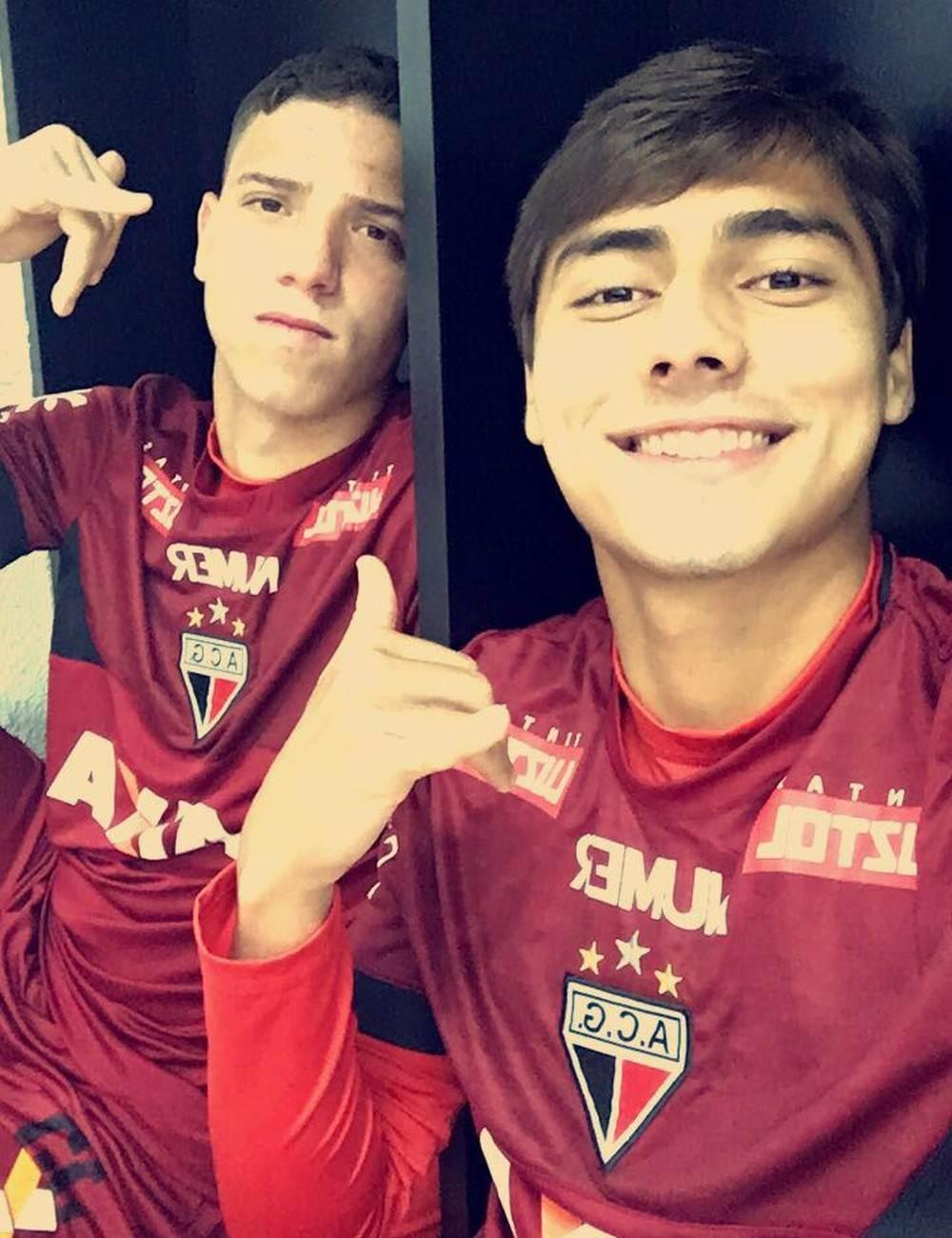 Jovens serão emprestados para o time de São Paulo   Foto: Reprodução/Redes