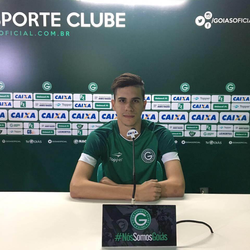 Lucasrep será o representante do Goiás no Mundial de Fifa 2017 | Foto: Divulgação
