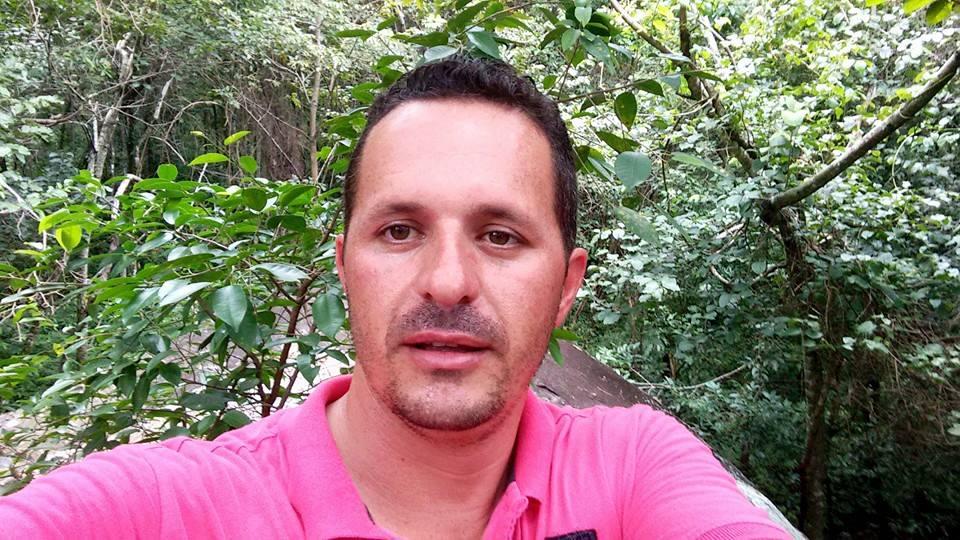 Jovane Martins, 37 anos, está desaparecido desde a última segunda-feira, 11   Foto: Arquivo Pessoal