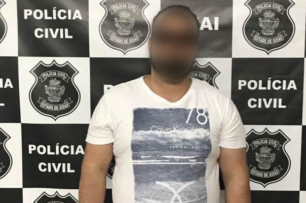 Ele obrigava o pai a ingerir calmantes, tudo sob a ameaça de uma arma de fogo   Foto: Divulgação / Polícia Civil