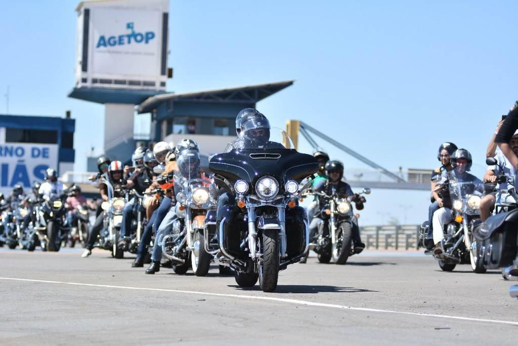 Iniciativa faz parte da programação da Semana Nacional de Trânsito | Foto: Randes Nunes