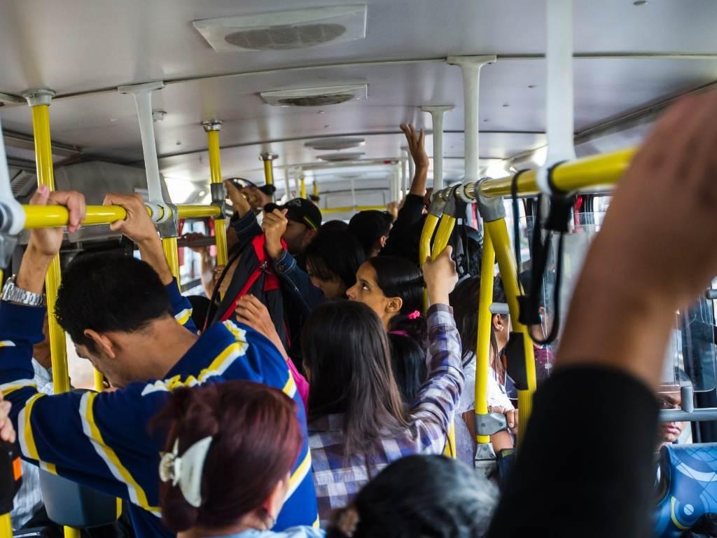 Transporte coletivo de Goiânia | Foto: Reprodução