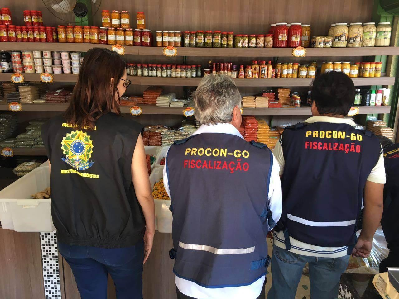 Segplan anunciou concurso que selecionará fiscais para o Procon Goiás | Foto: Divulgação / Procon-GO