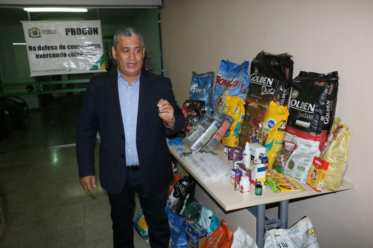 Superintendente do órgão de defesa do consumidor José Alício de Mesquita | Foto: Divulgação / Procon