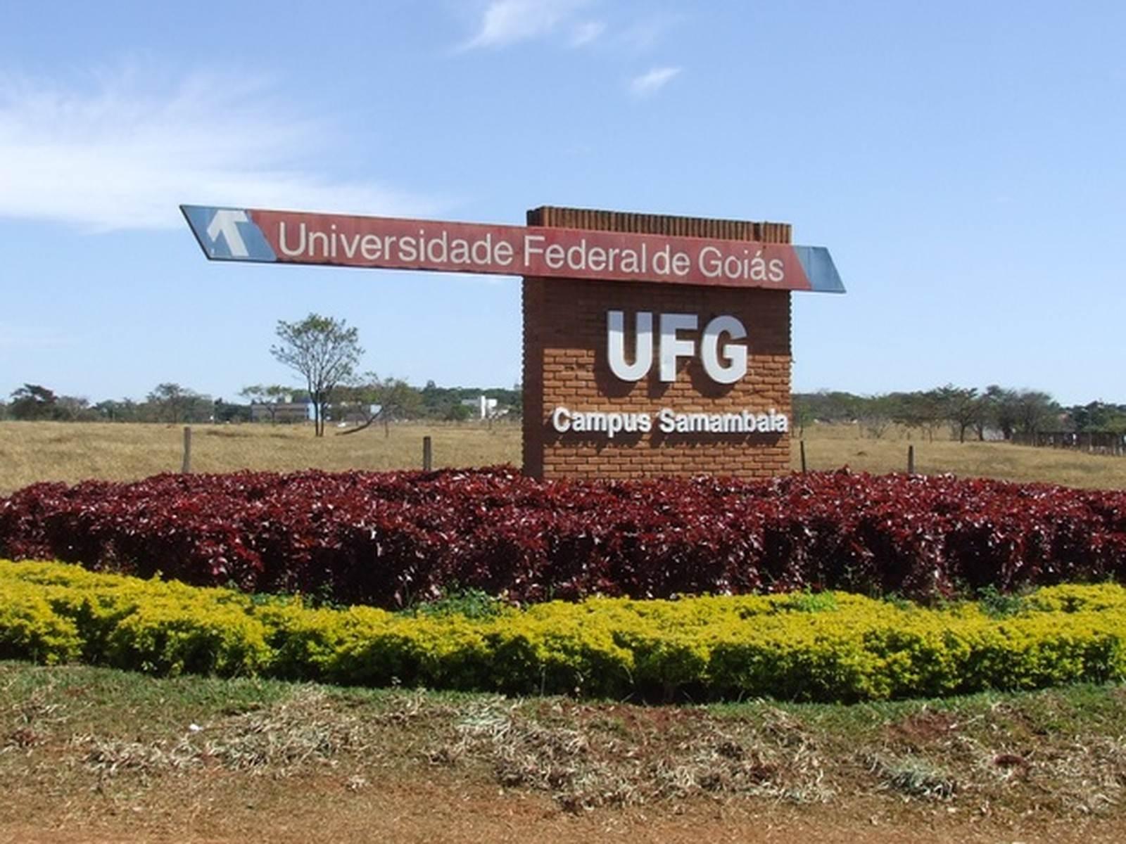 Campus Samambaia, da UFG. Festa terminou de forma trágica | Foto: divulgação