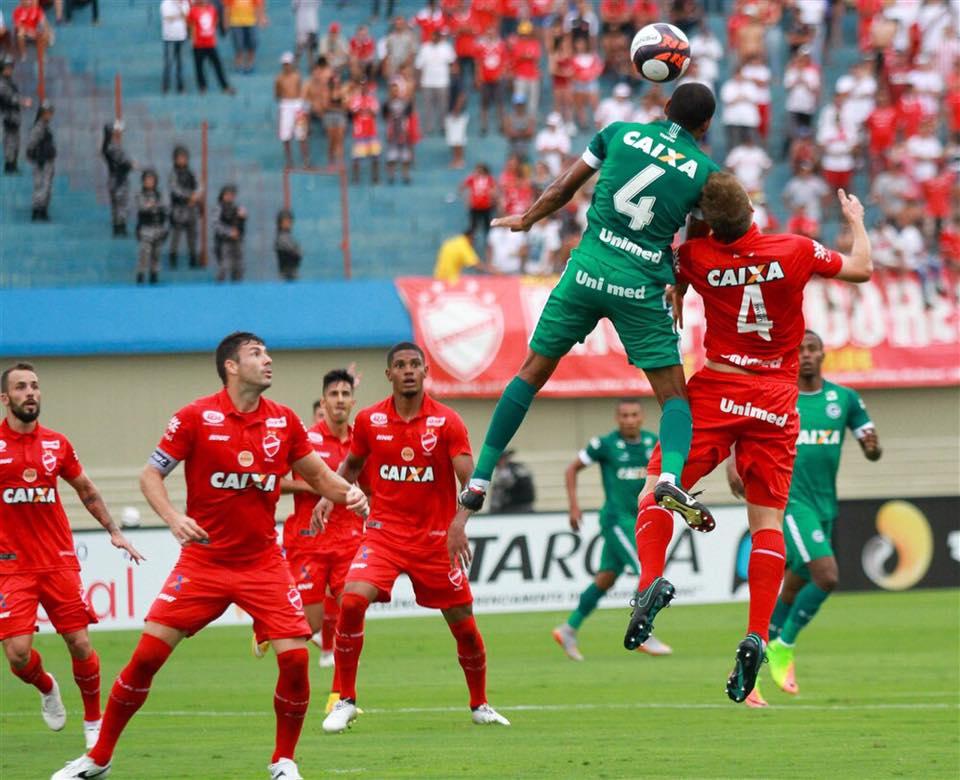 Goiás e Vila Nova estão em posições bem distintas na Série B 2017   Foto: Rosiron Alves /GEC