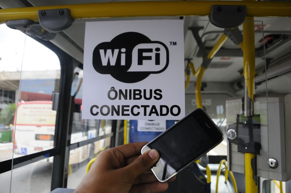 Wi-Fi grátis deve ser instalada gradualmente até 2018 | Foto: Reprodução