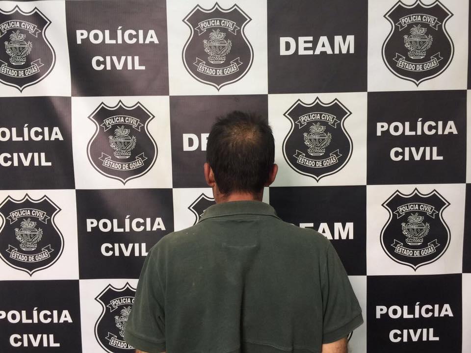 Servidor de 48 anos é acusado de estupro de vulnerável | Foto: Divulgação / Polícia Civil