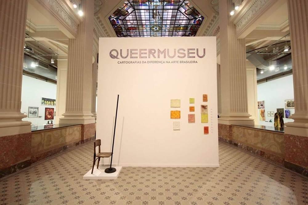 Exposição QueerMuseu gerou polêmica e reacendeu debate sobre arte na sociedade   Foto: Marcelo Liotti Junio / Divulgação