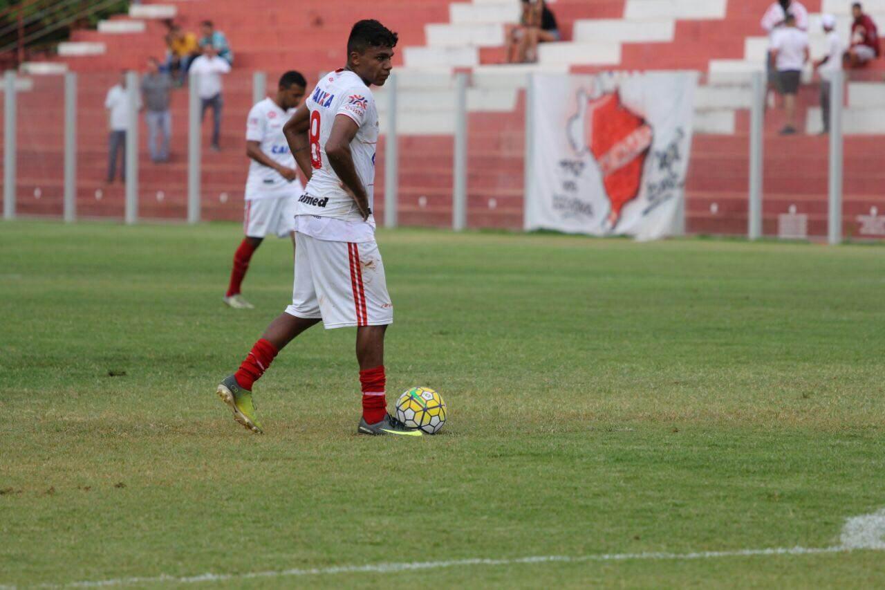 Time sub-17 do Vila se prepara para duelo contra o Sport na Copa do Brasil | Foto: Divulgação