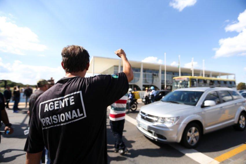 Agentes penitenciários são alvo de debate no Congresso | Foto: Marcelo Camargo / Agência Brasil