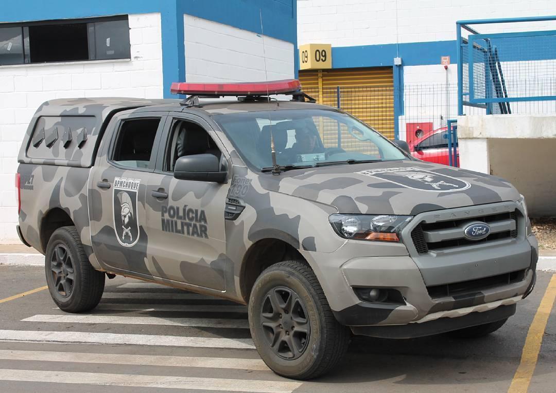 Choque localizou e trocou tiros com suspeito no Novo Horizonte | Foto: Ilustrativa