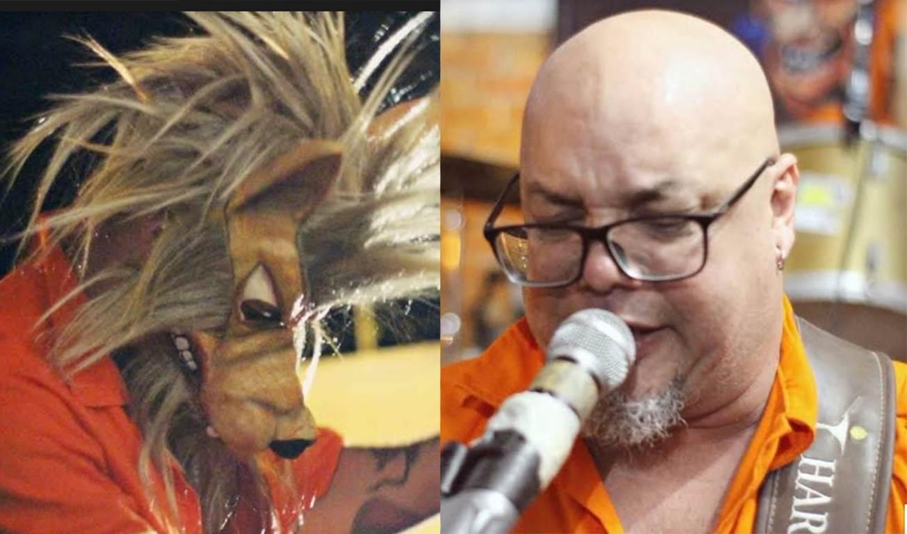 Lobinho e 3 Porcão presta homenagem aos garis da Comurg em show   Foto: Rayka Martins
