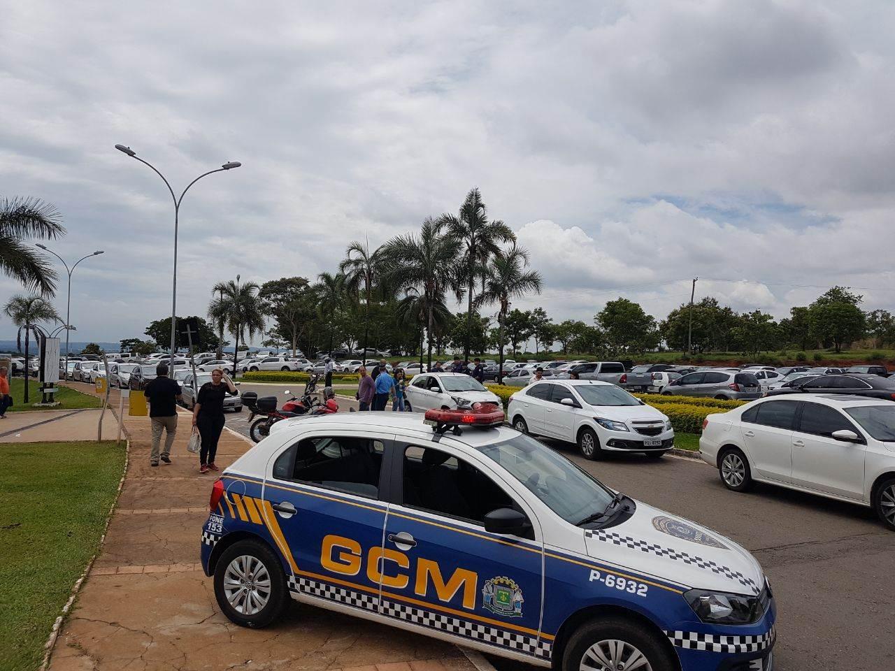 Ação rápida da Guarda Civil Metropolitana (GCM) preveniu êxito de criminosos | Foto: Folha Z
