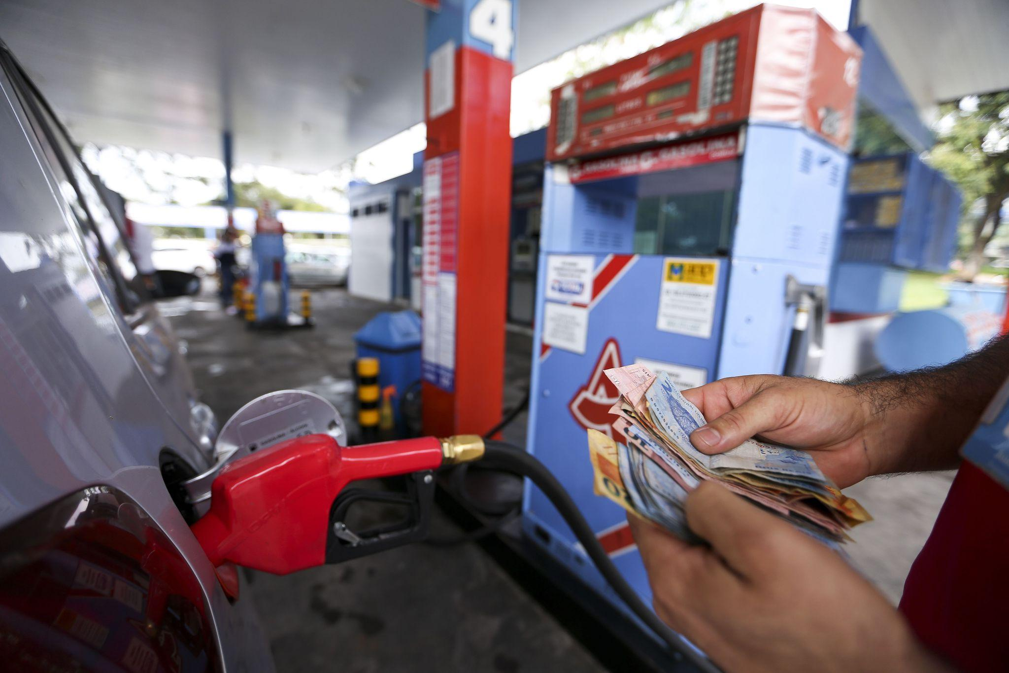 Preço dos combustíveis em Goiânia é alvo de projeto do MP   Foto: Marcelo Camargo / Agência Brasil