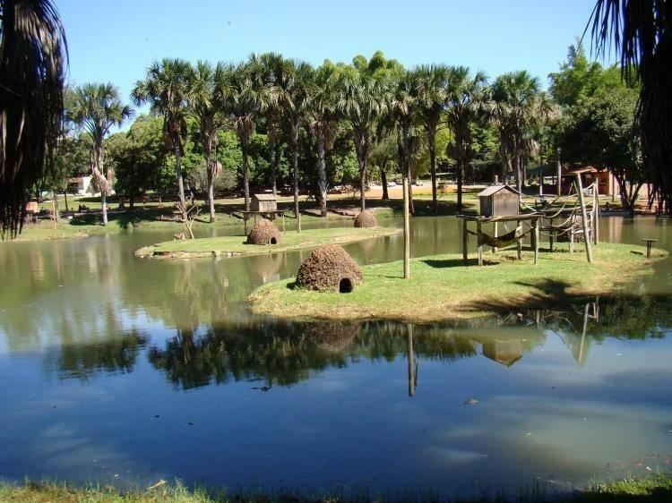 Zoológico de Goiânia estará aberto das 8h às 17h   Foto: Divulgação
