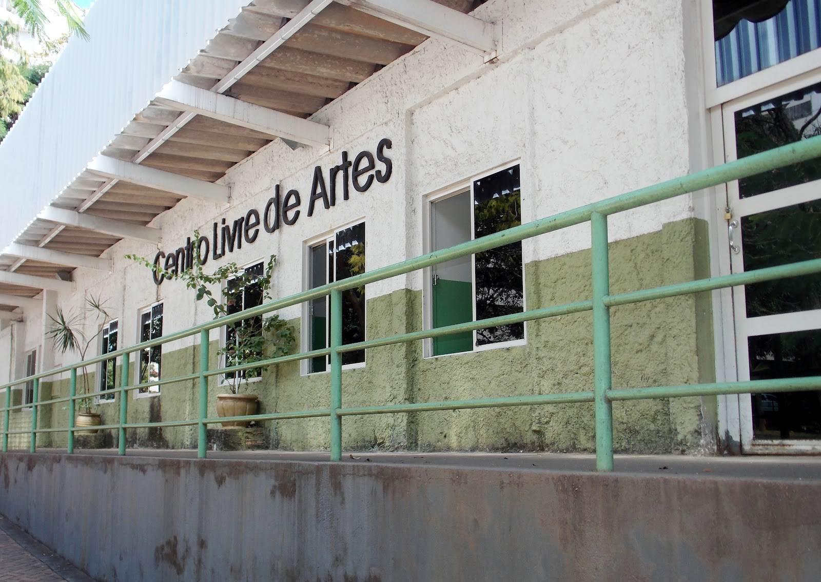 Centro Livre de Artes (CLA) é a escola de artes da Prefeitura de Goiânia | Foto: Divulgação
