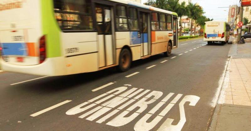 Vans escolares poderão trafegar pelos corredores exclusivos em Goiânia   Foto: Reprodução