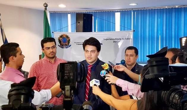 Suplente de vereador e secretário nacional de Políticas Públicas de Emprego Igor Franco | Foto: Reprodução/ Redes Sociais