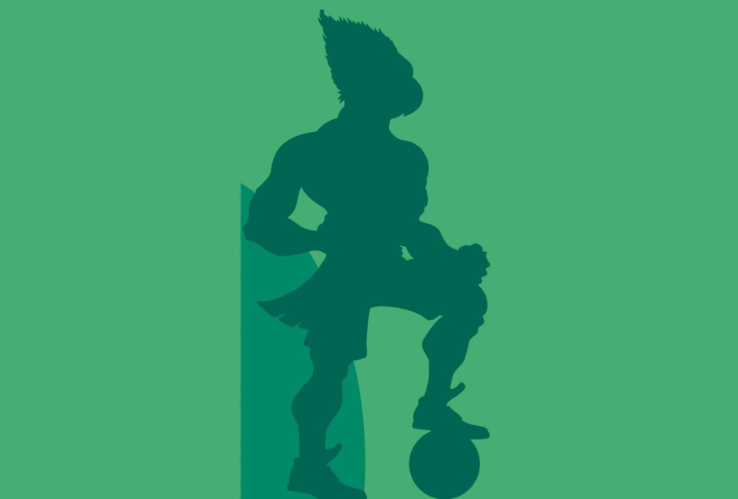 Goiás já tem três opções para nomear o novo mascote. E é a torcida quem vai escolher | Foto: Divulgação