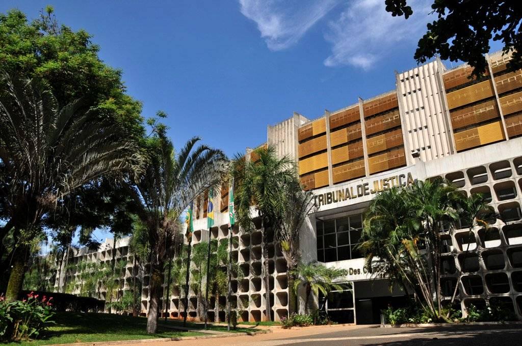 Tribunal de Justiça do Estado de Goiás (TJGO)   Foto: Reprodução