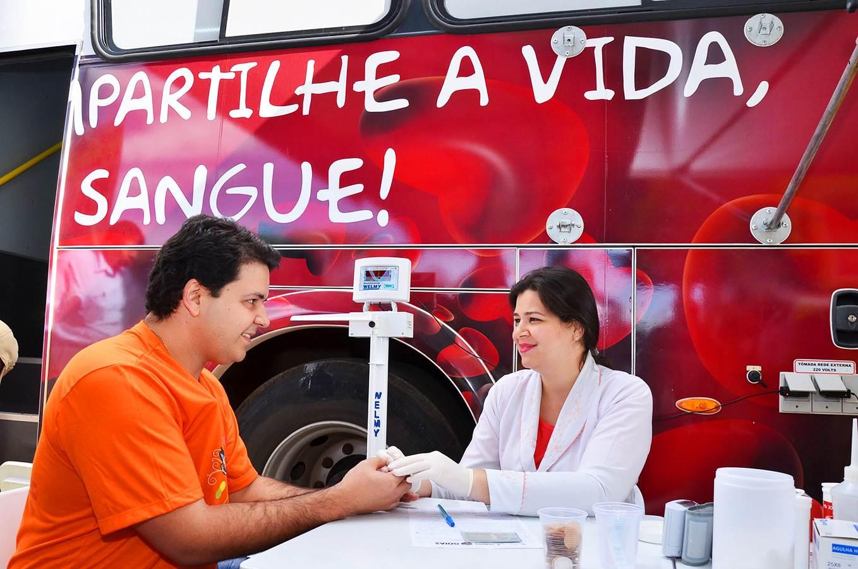 Hemocentro leva unidade móvel para o Jardim América nesta sexta, 26   Foto: Reprodução