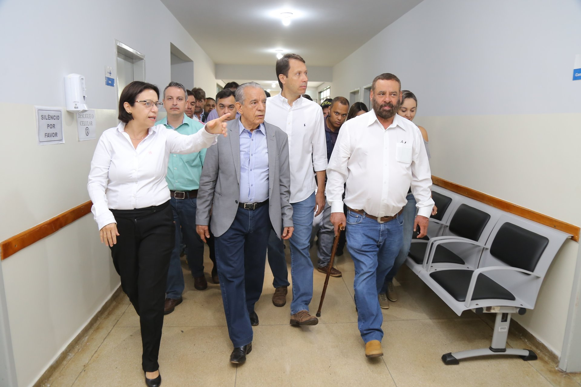 Secretária Municipal de Saúde de Goiânia (SMS) e cirurgiã oncologista Fátima Mrué | Foto: Reprodução