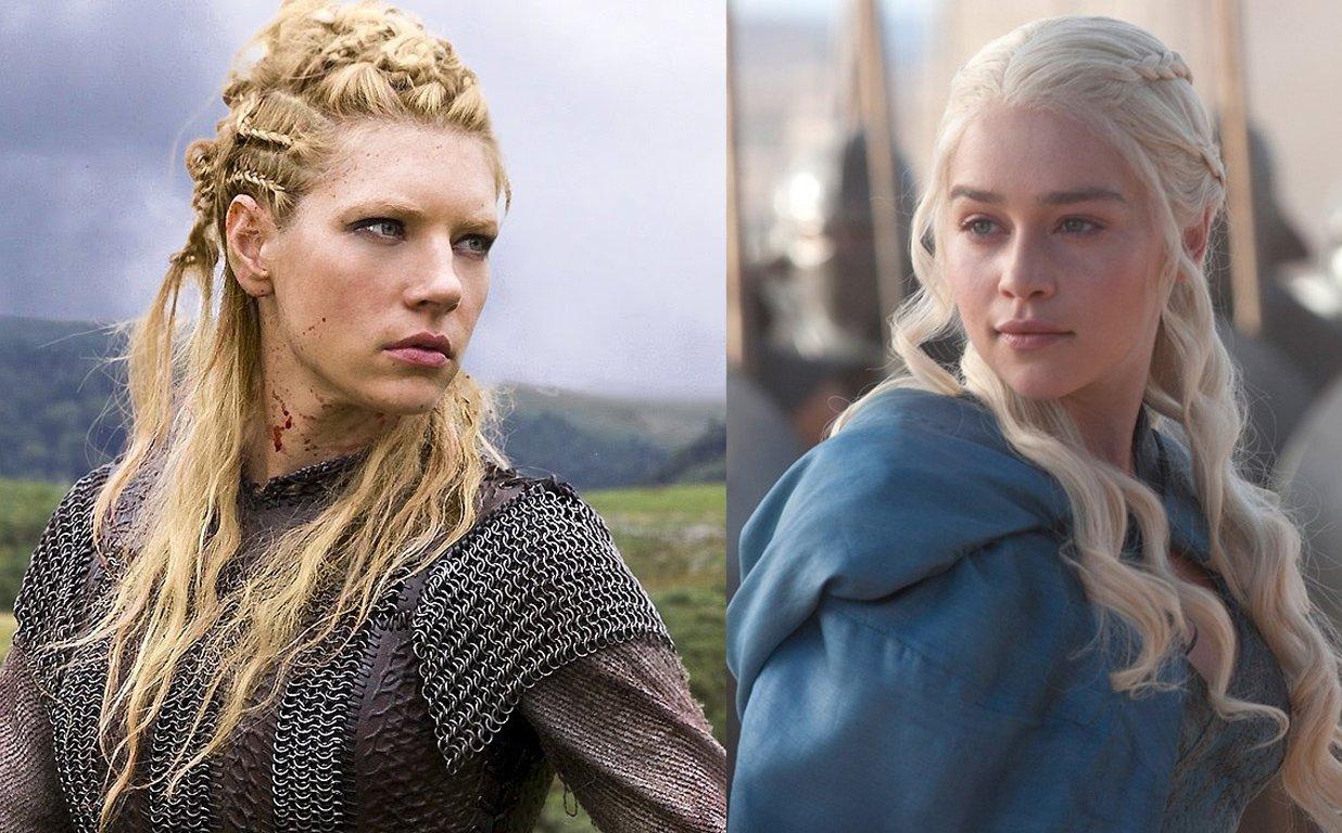 5 motivos por que Vikings é melhor que Game of Thrones   Foto: Reprodução