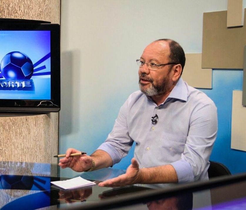 Nova TBC | Cid Ramos será um dos nomes do esporte na gestão de João Bosco | Foto: divulgação