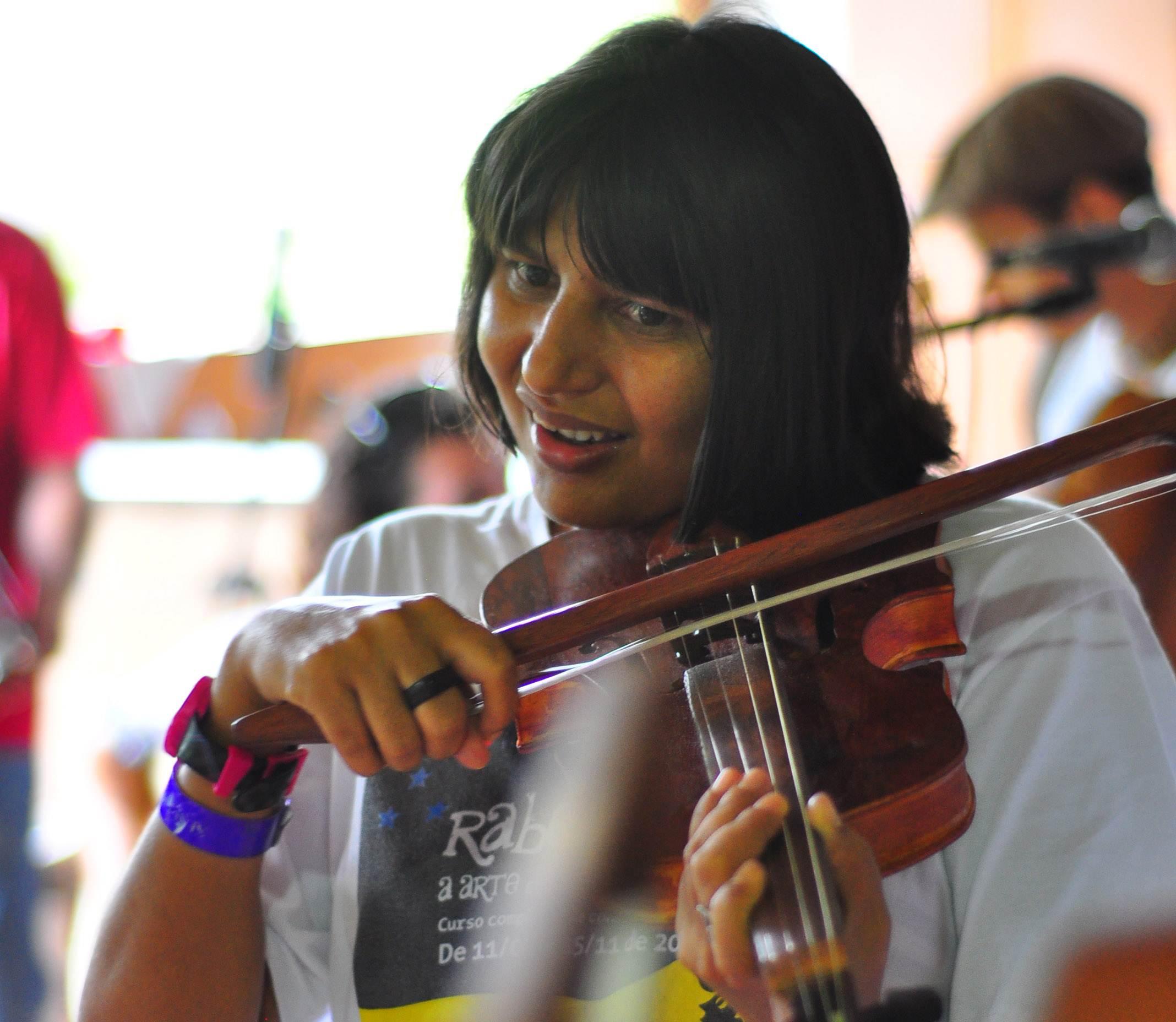 Projeto Violino Novos Caminhos | Foto: Reprodução/Seduce