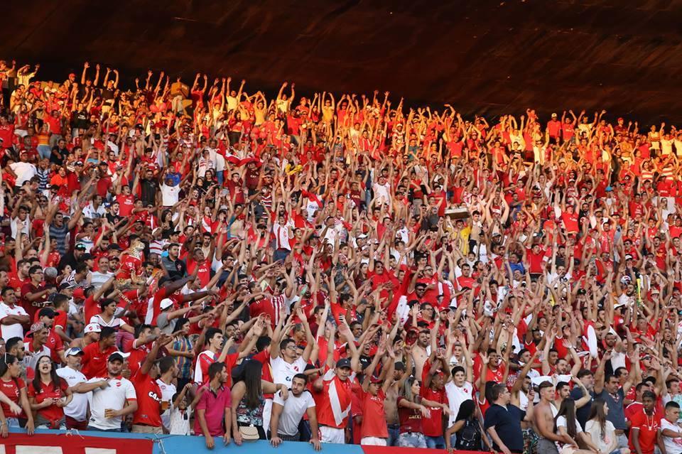 Vila Nova faz promoção de meia-entrada para jogo decisivo no sábado, 10 | Foto: Reprodução/ Facebook Vila Nova