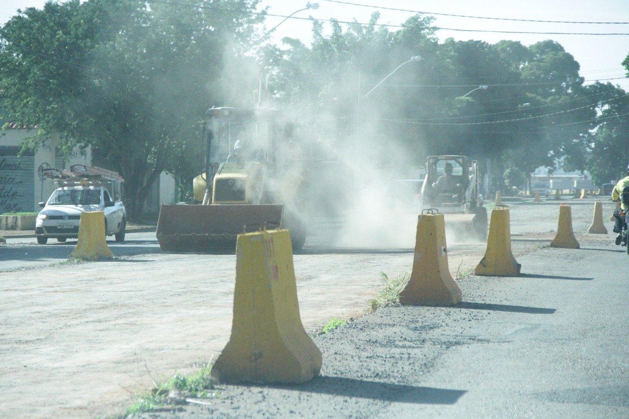 Trecho do BRT na Região Norte de Goiânia será entre em 2018, diz Iris   Foto: Divulgação/ Prefeitura