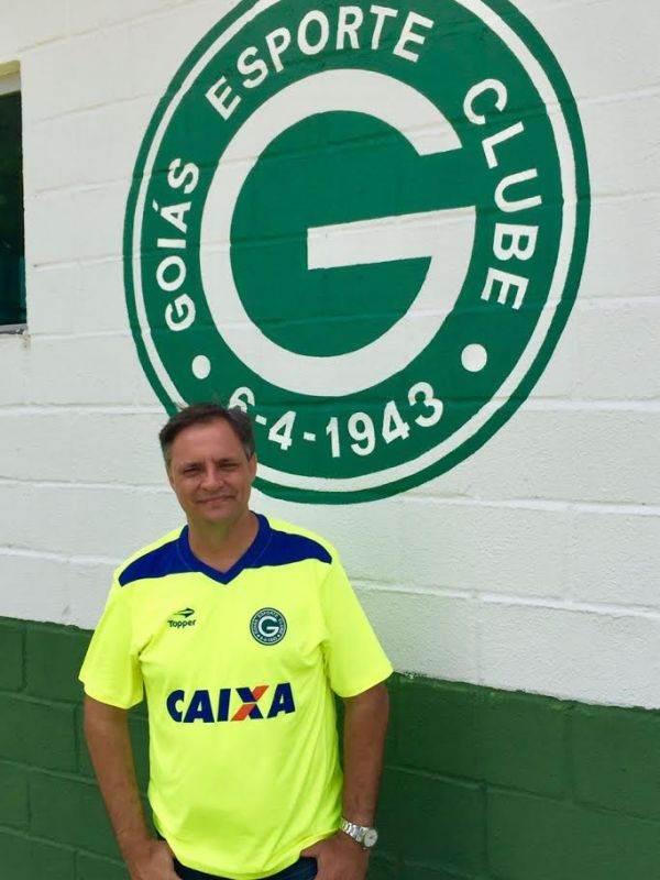 Fernando Lima foi demitido da gestão de comunicação do Goiás   Foto: Divulgação/ GEC