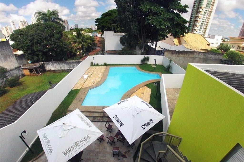 O Hostel 7 fica no Setor Bueno | Foto: Divulgação