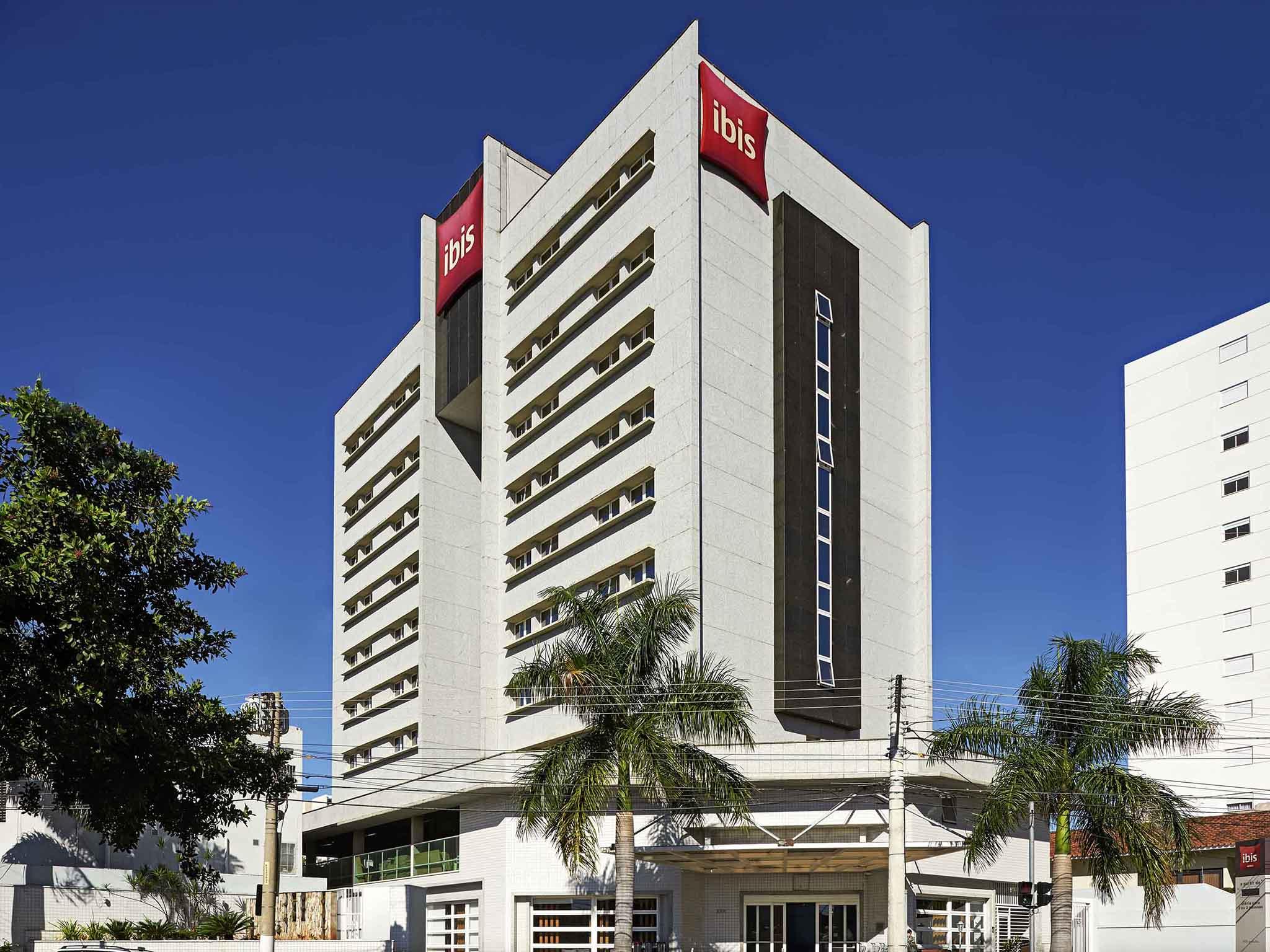Ibis Hotel, no Setor Oeste | Foto: Divulgação