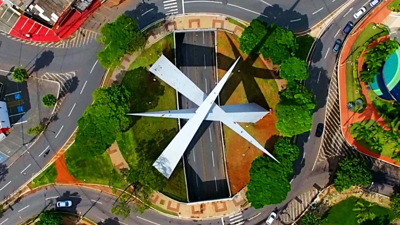 Começam neste domingo, 29, reformas de dois viadutos de Goiânia   Foto: Reprodução
