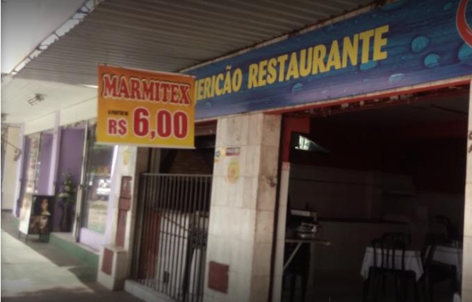 Restaurante Manjericão oferece marmitas de R$6 R$ 10 e R$12 no centro de Goiânia   Foto: Reprodução