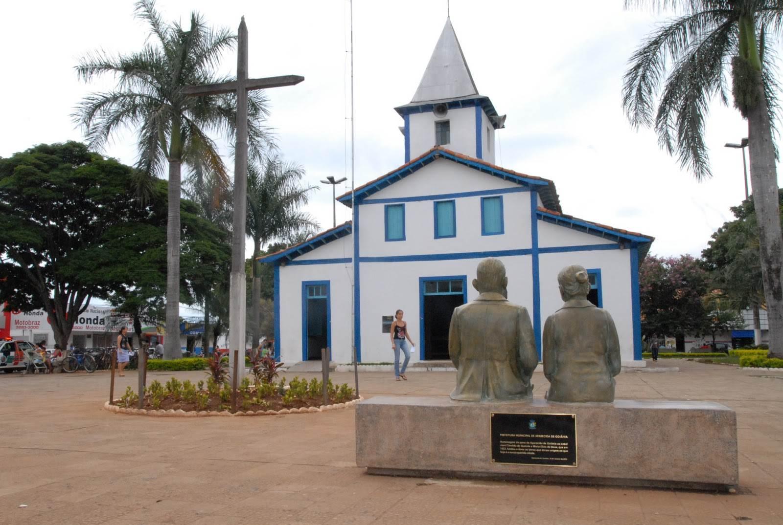 Aparecida de Goiânia completará 96 anos no dia 11 de maio de 2018   Foto: Divulgação