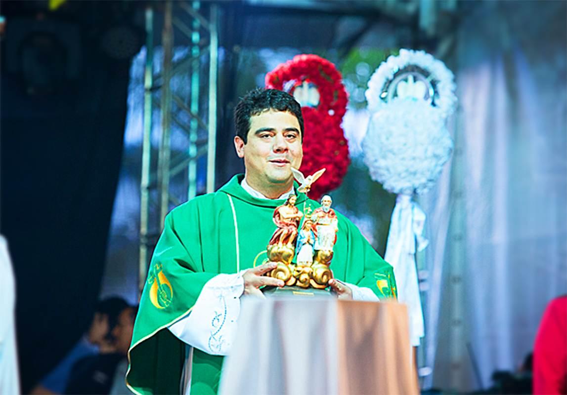 Festa de Trindade 2018 ocorrerá entre os dias 22 de junho e 1º de julho | Foto: Divulgação/ Santuário Basílica do Divino Pai Eterno