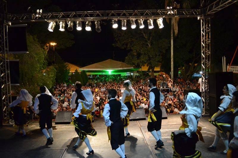 A maior colônia italiana em Goiás celebra suas tradições no Festival Gastronômico de Nova Veneza   Foto: Reprodução