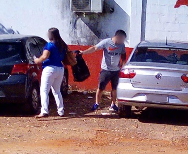 Criminoso atuava próximo à Faculdade Alfa, na Região Noroeste de Goiânia   Foto: Reprodução