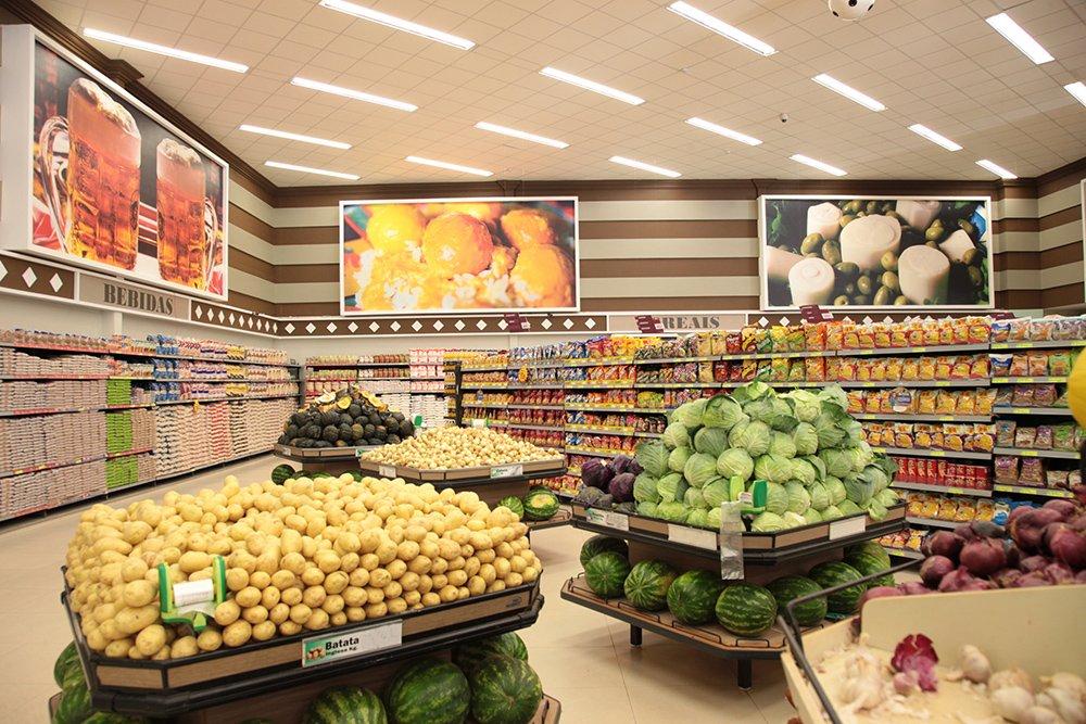 Concorra a R$ 300 em compras no Tatico, em parceria com o Folha Z. Supermercado tem ofertas todos os dias   Foto: Divulgação