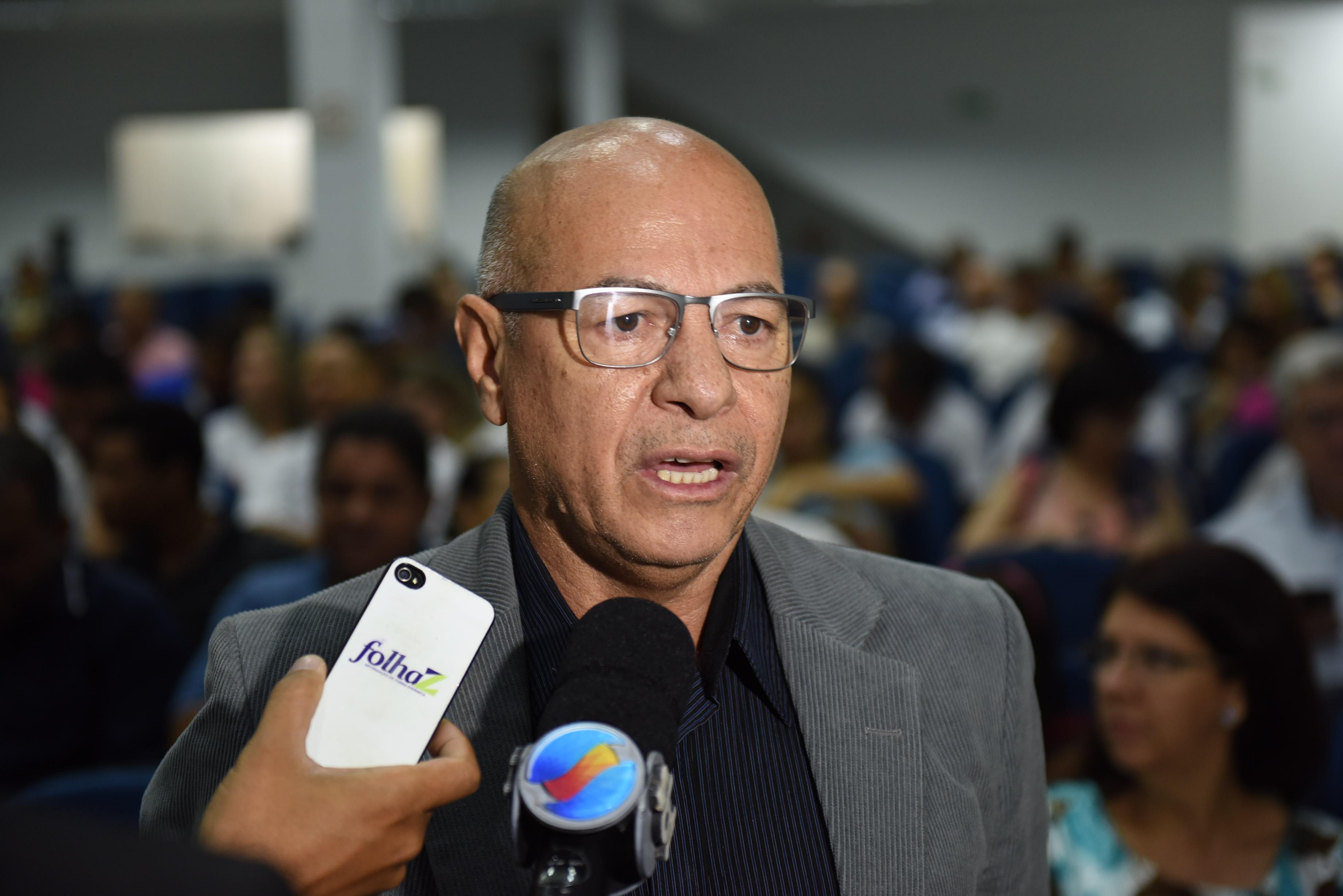 Professor Alcides (PP) é deputado federal eleito   Foto: Folha Z