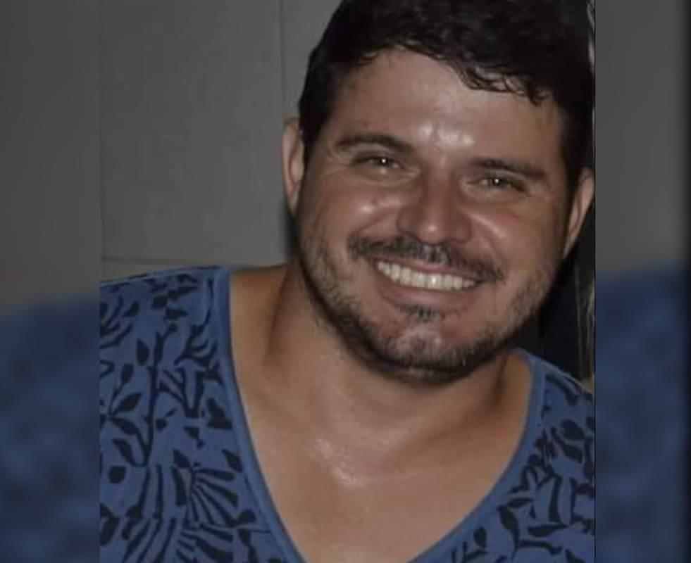 Abisue Monteiro dos Santos tinha 39 anos quando foi assassinado no Jardim Europa, em Goiânia | Foto: Arquivo Pessoal